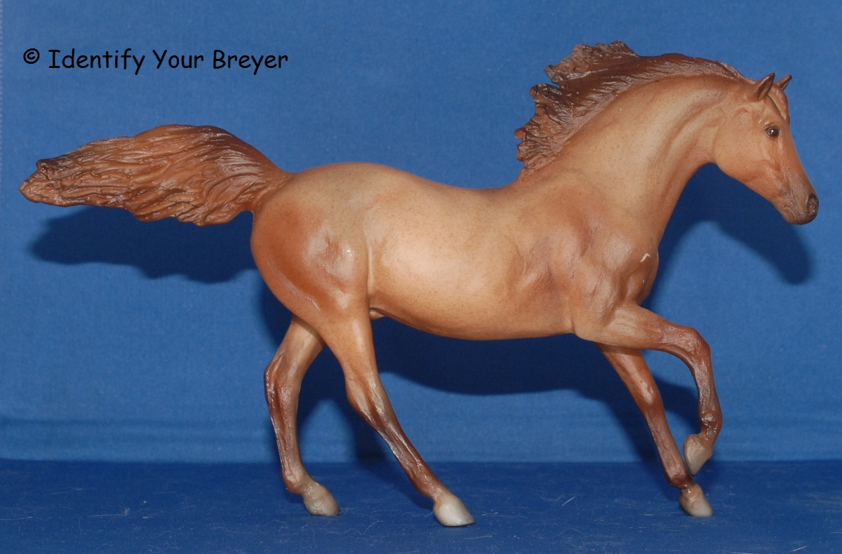 Identify Your Breyer Andalusian Stallion