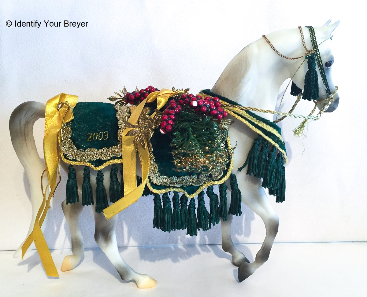Identify Your Breyer Holiday Horses Horse 2007 2012