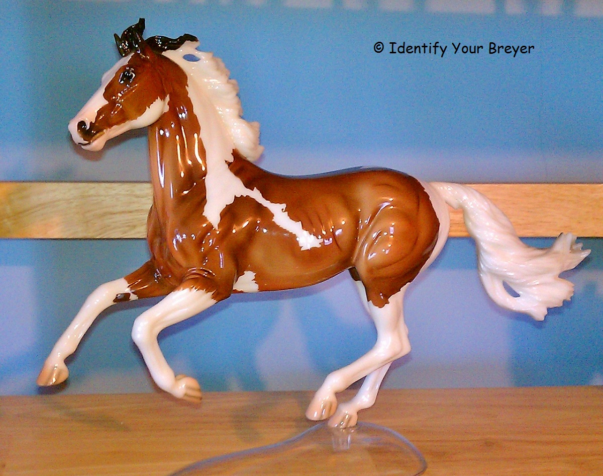 identify your breyer show jumper