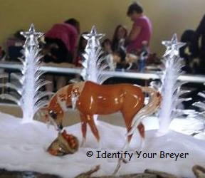 Identify Your Breyer Showing Model Horses
