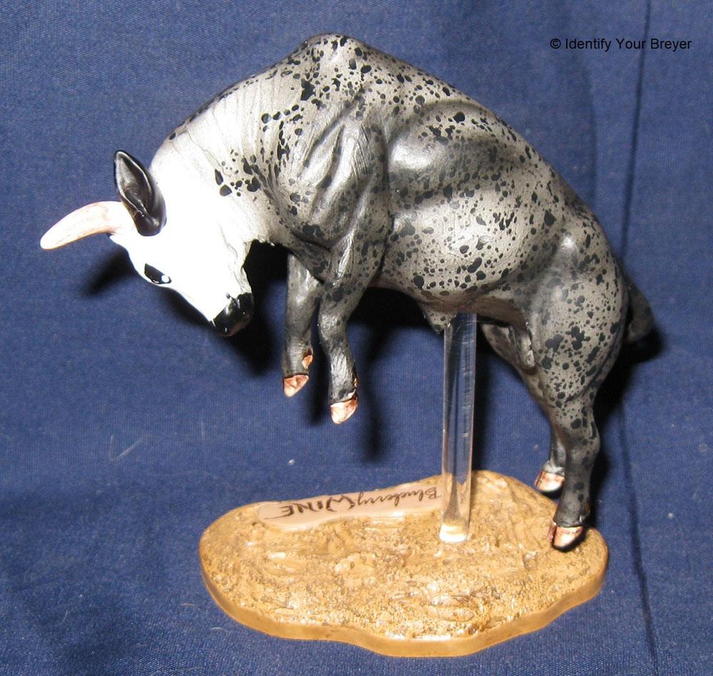 Michael Gaffney Bobble Head *NEW* Breyer Professional Bull Riders PBR