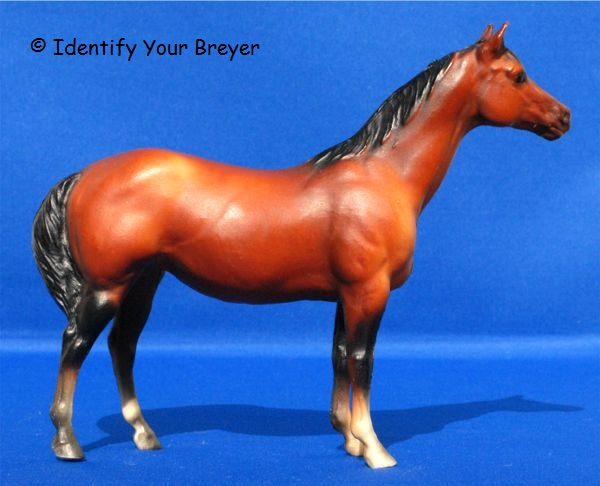 Identify Your Breyer Quarter Horse Mare