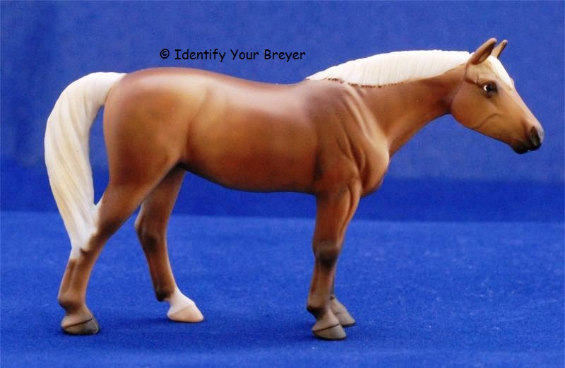 identify your breyer stablemate molds