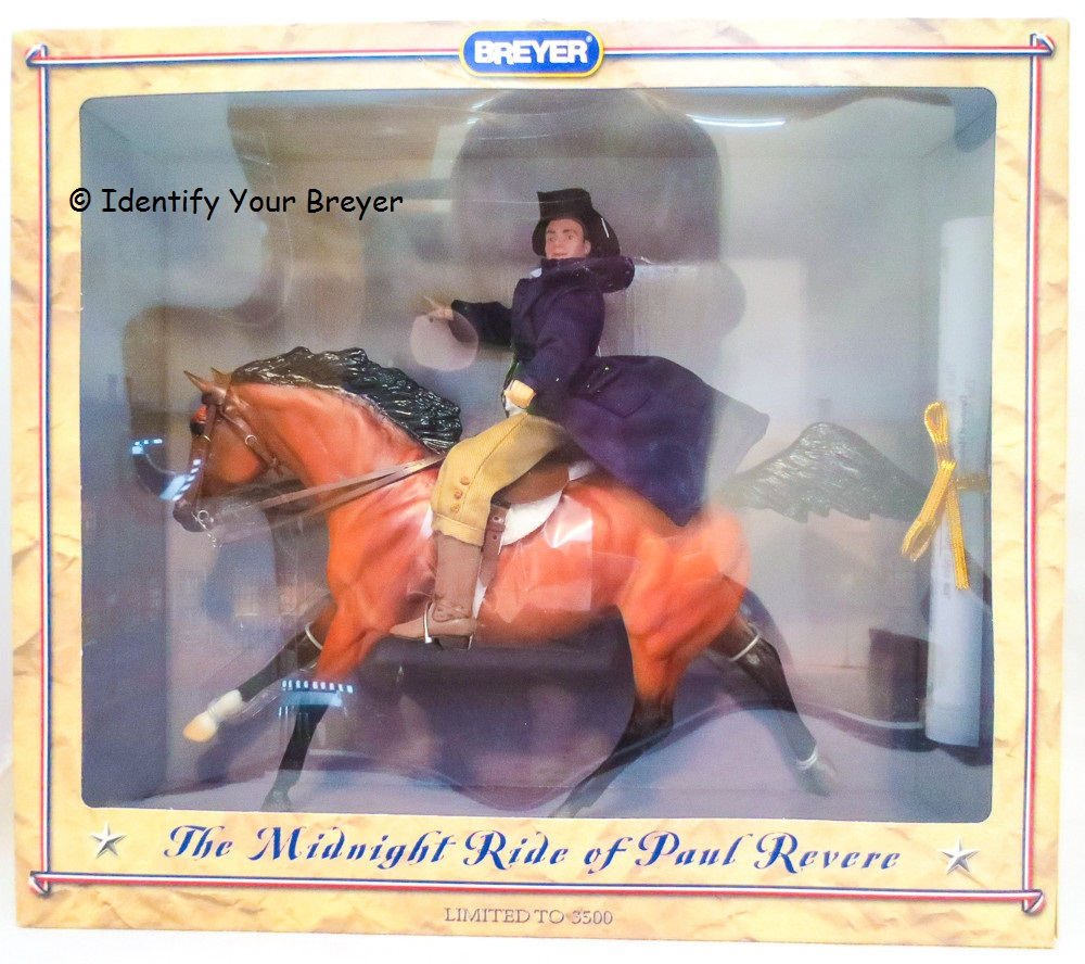 identify your breyer black beauty traditional series