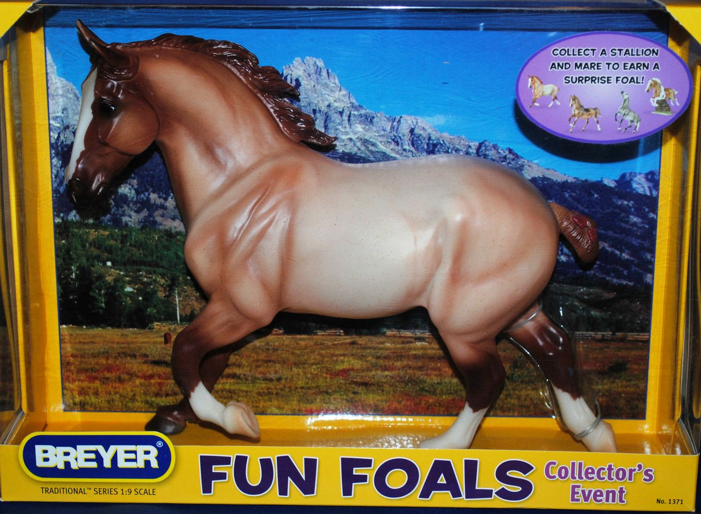 Identify Your Breyer 2009 Fun Foals Collector S Event