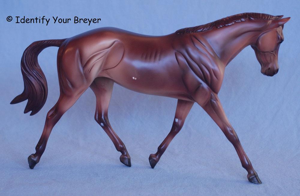 Identify Your Breyer Strapless