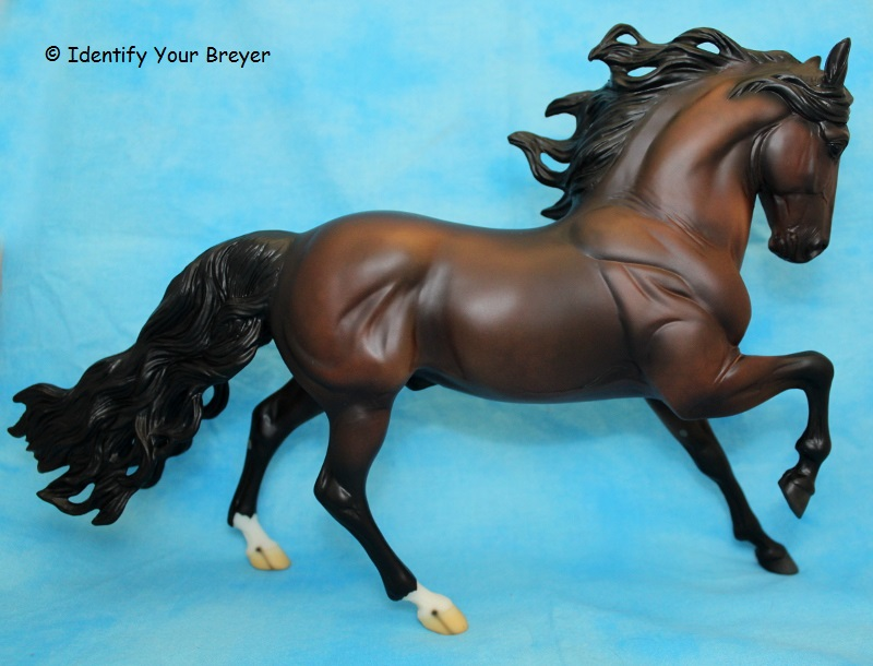 identify your breyer andalusian