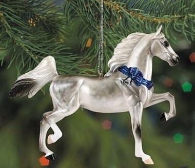 - Identify Your Breyer - Christmas Ornaments